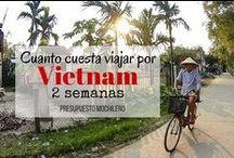 / Presupuesto viajero / | Presupuestos de viaje: Tailandia, Camboya, Vietnam y Laos. Tips para ahorrar dinero viajando | Hacer dinero mientras viajas