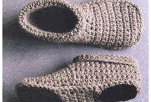 Crochet: wearables / Crocheted things to wear