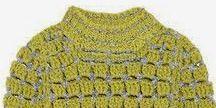Crochet: garment inspiration / Ideas for future garment projects