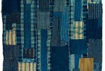 Sashiko & Boro / Japanese patching and mending