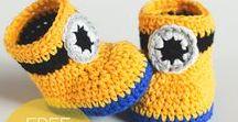 Crochet: baby wearables