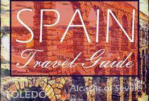 Spain travel inspiration