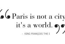 Secrets travel fast in Paris