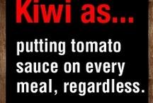 Kiwi as !