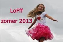 LoFff / Vrolijke kleding voor lieve meisjes. LoFff for girls