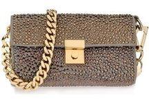 clutches, handbags & backpacks