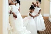 Fashion Inspiration / Wedding gowns, suits, tuxedos, and bridal party wardrobe ideas.