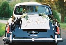 For Classic Weddings / Think of it as... When the timeless meets the decor.