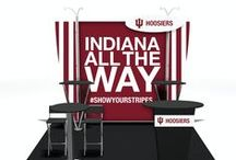 Indianapolis Trade Show Displays / Trade Show Display ideas for our Indianapolis based companies and tech startups that include modular LED lightbox systems, pop up displays, backlit displays, exhibitline tool-less displays, indianapolis business signs, retractable banner stands, outdoor promo sign displays and more. CHAT LIVE at indydisplays.com