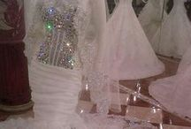 weddimg dresses & other weddimg stuff / by Alexi Last Name