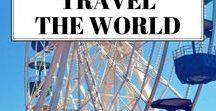 Travel Around The World / Find travel inspiration from worldwide destinations.