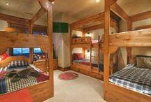 Kids Playroom/Bunkroom