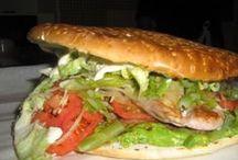 Los Gigantes de Chile , Los Vecinos Valdivia / Sandwich's únicos, desde valdivia, con ingredientes únicos y tamaño de otro mundo !!!!