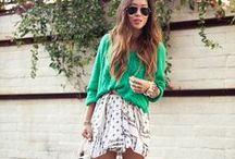 Favourite Fashion Blogger Looks & Streetstyles