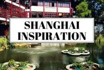Shanghai / Travel inspiration for Shanghai - a bustling Chinese city that's an exciting destination for all types of travellers.