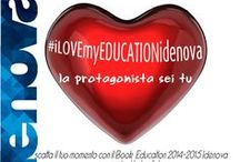 iLOVEmyEDUCATIONidenova / Scatta il momento EDUCATION 2014-2015 idenova academy: chi sarà il più originale??