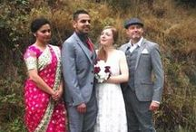 My Big Fat Cow Pat Wedding - Oct 2014 / Brand new comedy written by Sayan Kent - created as a co-commission by Kali Theatre, Black Country Touring and Arts Alive