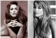 Cindy Crawford & Claudia Schiffer / http://www.cindy.com/ - http://hu.wikipedia.org/wiki/Cindy_Crawford -  http://en.wikipedia.org/wiki/Claudia_Schiffer - Follow me if you like it! :)