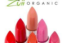 ZUII Organic / Dekorativní bio květinová kosmetika ZUII Organic. Decorative cosmetics from flowers Zuii Organic