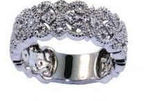 Bridal Rings / Weddings / Get the best designs of Rings for your or your loved ones Wedding at http://www.hanalaura.com/index.php?route=product/category&path=18_46