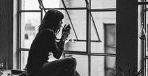 Cigarette, smoke, people, moods / Follow me if you like it! :)