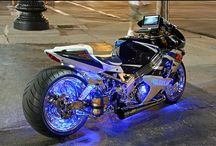 Awesome Motorcycles / Wicked custom bikes! Love it..