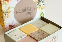 Handmade with Love / Handmade inspired packaging with a focus on beauty brands.