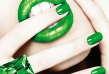 Green Dreams / Green - Design - Nature - Emerald - Style - Fashion - Follow me if you like it! :)