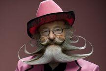 Beards & mustaches
