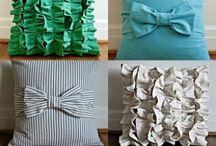 Pillows, cushions n' more