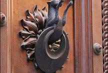Door Handles and Knockers