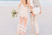 mica + gavin / intimate beachside wedding. stunning images captured by www.shiprapanosianphotography.com