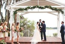 brooke + travis /  a beautiful and romantic wedding at cypress grove park. gorgeous images by www.vineandlight.com
