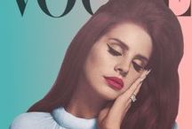 """Lana Del Rey / Elizabeth Woolridge Grant (born June 21, 1985), known by her stage name Lana Del Rey and former stage name """"Lizzy Grant"""", is an American singer, songwriter and model. - Follow me if you like it! :)"""
