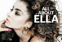 """Ella Eyre / Ella McMahon (born 1 April 1994) known by her stage name Ella Eyre, is an English singer and songwriter signed to Virgin EMI Records. She is best known for her collaborations with Rudimental on their UK number one single """"Waiting All Night"""" (2013), which won the 2014 Brit Award for British Single of the Year, and with DJ Fresh on his single """"Gravity"""" (2015). Her debut EP, Deeper, was released in 2013 and her debut album, Feline, was released in 2015.  - Follow me if you like it! :)"""