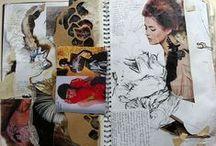 Art of Fashion - Fashionary / Fashion sketches, fashionary, illustrations and more... - Follow me if you like it! :)