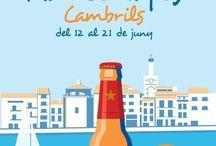 La mar de tapes Cambrils 2016 / Molts membres associats a la Xarxa del Port és Cambrils, participen a les jornades, la mar de tapes Cambrils..... VISITANS