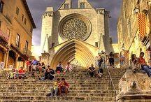 Fotografies de la ciutat de Tarragona i província / Tarragona la nostra ciutat, i el Baix Camp la nostra comarca... VISITANS som a Cambrils
