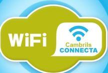 Wifi CambrilsConnecta amb #xarxadelport / Wifi CambrilsConnecta amb #xarxadelport