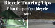 Bike Touring - Stories, tips, and reviews / Collecting the most inspirational bike touring stories, tips, and review. #biketouring #cycling