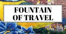 Best of Fountain of Travel / All the best travel blog posts and inspiration from Fountain of Travel - a blog focused on city breaks and food travel for part-time travellers.