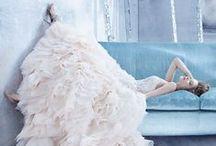 Wedding dress & shoes / by Mariella Antonucci