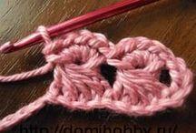 Crochet / by Paulette Van De North