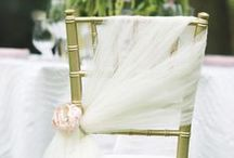 Table settings and centerpieces / by Mariella Antonucci