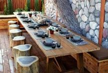 Backyards: Natural Design for Outdoor Women / Turning your backyard into a wild retreat for those nights between weekend outings.