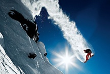 Women Skiing & Snowboarding / Grab your skis & snowboards, leave the lodge behind & charge hard on the mountain.