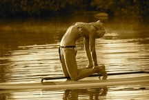 Outdoor Women's Yoga / Whether you choose to do it at home or on a SUP board, yoga will get you the balance, stamina, and mental control needed to excel in the outdoors.