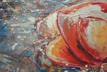 ART - made by Minke / Schilderijen en muurschilderingen gemaakt door Minke Terwel