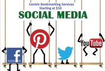 Social Bookmarking Services / In recent times, social bookmarking services are becoming an increasingly popular means of obtaining increased visibility for your website, strengthening your online presence and receiving relevant and useful links.