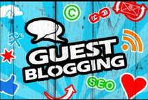 Guest Posting Services / Guest Posting Services  Original and well developed guest posts on reputed websites can go a long way in rendering a positive impetus to your website by giving you instant recognition in your niche.